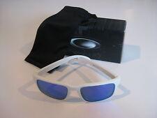 New Oakley Holbrook Sunglasses Matte White Violet Iridium OO9102-05