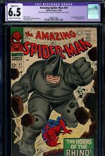 Amazing Spider-Man #41 CGC 6.5 1st appearance of the Rhino Silver Age Key