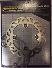Kawasaki ER6F/N non ABS (2006 to 2011) Armstrong REAR Wavy Brake Disc (BKR840)
