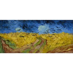 Vincent Van Gogh Fabric Print Art Oil Painting Wall Decor 009
