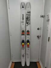 Atomic Bent Chetler 120, 192  with Look Pivot 14 Bindings - Lightly Used