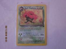 Pokemon Dark Vileplume Holo 13/82 NrMt