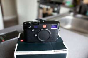 Leica M Typ 240 M240 Body Boxed