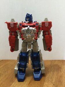 Transformers Generations Titans Return Powermaster Optimus Prime 2015