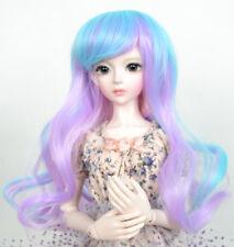 "7-8"" 1/4 BJD Wig MSD Hair Dollfie DREAM Luts AOD Dod SOOM DZ Mix color WIG"