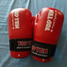 Boxing Gloves Top Ten Point Fighter Adult S