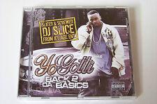 YO GOTTI - BACK 2 DA BASICS CD 2006 (SLICED & SCREWED) Lil Wayne Bun B Eightball