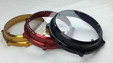 Ducati Monster s2r/s4r/s4rs embrague tapa tapa clutch cover plexyglas nuevo