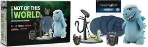 LOOT CRATE NOT OF THIS WORLD GODZILLA,ALIEN,PREDATOR,PACIFIC RIM Exclusive MISB