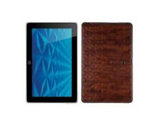 Skinomi Dark Wood Full Body + Screen Protector for HP Slate 500