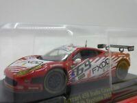Ferrari Collection F1 458 Italia Am Daytona 1/43 Scale Mini Car Display Diecast