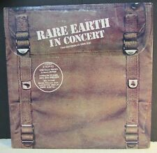 RARE EARTH IN CONCERT  WITH INSERT VG++