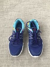 REEBOK Yourflex Women's Trainette Running Sneakers shoes Blue Women Sz 6