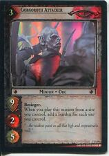 Lord Of The Rings Foil CCG Card RotK 7.U270 Gorgoroth Attacker