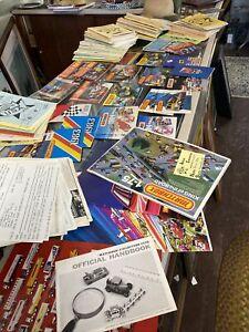 Lot Of Matchbox Collectors Catalogues 1970s 1980s