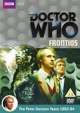 Doctor Who Frontios 5051561030048 With Peter Davison DVD Region 2