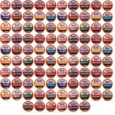 96 Count K-Cup Variety Pack 15 Distinct Beantown Roasters Coffees No Decaf for