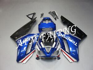 Blue Black ABS Injection Mold Bodywork Fairing Kit Panel for Daytona 675 06-08