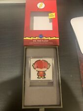 The Flash Chibi 1 oz Silver Coin - DC Comics - 2020 New Zealand Mint