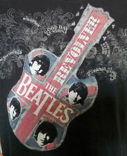 60's Style THE BEATLES Revolver Promo Concert T Shirt Medium LUCKY BRAND
