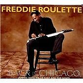 Back in Chicago Freddie Roulette Audio CD [BLUES]