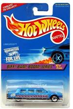 1997 Hot Wheels #542 Biff! Bam! Boom! #2 Limozeen ERROR no windows