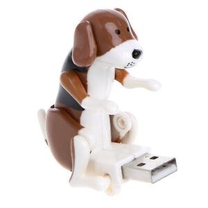 USB Spielzeug entlasten Druck für Büroangestellte Cartoon USB Hund Flash Flash
