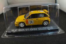 Kiosque ◊ Seat Ibiza GTi EVO2 Rallye de Monte-Carlo ◊ 1/43 ◊ boxed/en boite NEW