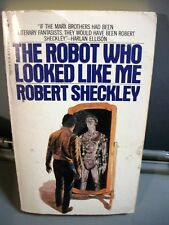 Robert Sheckley The Robot Who Looked Like Me paperback
