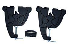 Ski Snowboard Tuning Vise pair set + Edge Beveler 88 / 90 side Edge Tuner New