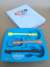 More details for disney pixar coco silicone guitar ice lolly candy mould mold popsicle promo