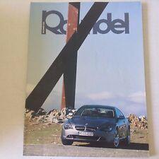 Roundel BMW Magazine BMW 645Ci Oktoberfest December 2003 052917nonrh