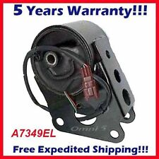 S566 Fit 04-09 Nissan Quest 3.5L Front Engine Motor Mount w/Sensor Wire! A7349EL