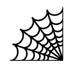 Spider Web, Spiderman, Halloween, Spooky, Car, House Window, Decal, Sticker