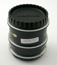 MAMIYA 645 extension tube Zwischenring Makro macro AFD Super PhaseOne 1 2 3 /20