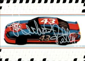 Richard Petty Signed 1992 STP Playing (8) Eight Of Hearts Card NASCAR