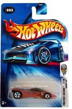 2004 Hot Wheels #003 First Editions Swoopy Do 0714C crd
