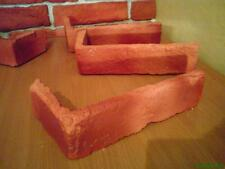 brick slips brick tiles reclaimed corner brick old efect