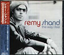 Remy Shand - The Way I Feel - Japan CD+1BONUS - 12Tracks