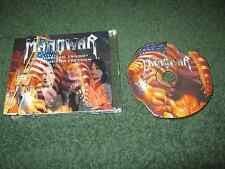 MANOWAR -  An American Trilogy / The Fight For Freedom / Nessun Dorma 3 track cd