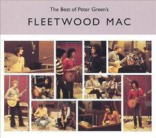 FLEETWOOD MAC - THE BEST OF PETER GREEN'S FLEETWOOD MAC [COLUMBIA] (NEW CD)