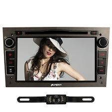 DVD Player Doppel Din Autoradio GPS USB Mp4 FÜR Opel Zafira Astra Corsa+kamera