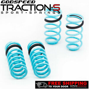 Godspeed Traction-S Lowering Springs For FORD MUSTANG 1999-04 LS-TS-FD-0006-C