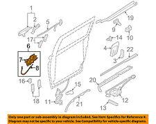 KIA OEM 07-12 Sedona Side Sliding Door-Controller Left 814404D513