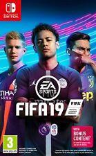 Fifa 19 (Nintendo Switch) Brand New & Sealed UK PAL