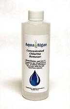 Aquarium Chlorine and Heavy Metal Remover Water Conditioner 8 oz