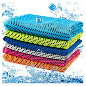 Cooling Towel, Golf Cooling Towel, Instant Cooling Camping Towel Soft for Sport