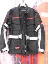 CHAQUETA MOTORISTA CORDURA RACING T.MEMBRAN/AIR/CRASH ETC. PROTEC EXTRA TALL XL