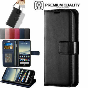 For Nokia G10 / G20 Flip Leather Wallet Card Holder Magnetic Stand Case Cover