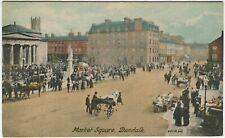 More details for market square, dundalk - co louth postcard
